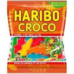 Bonbons haricroco 40 g le sachet vendu a l unite