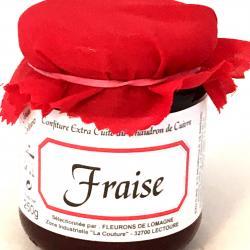 Confiture de fraise 250g (bocal)