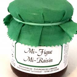 Confiture Mi-Figue Mi-Raisin 250g (bocal)