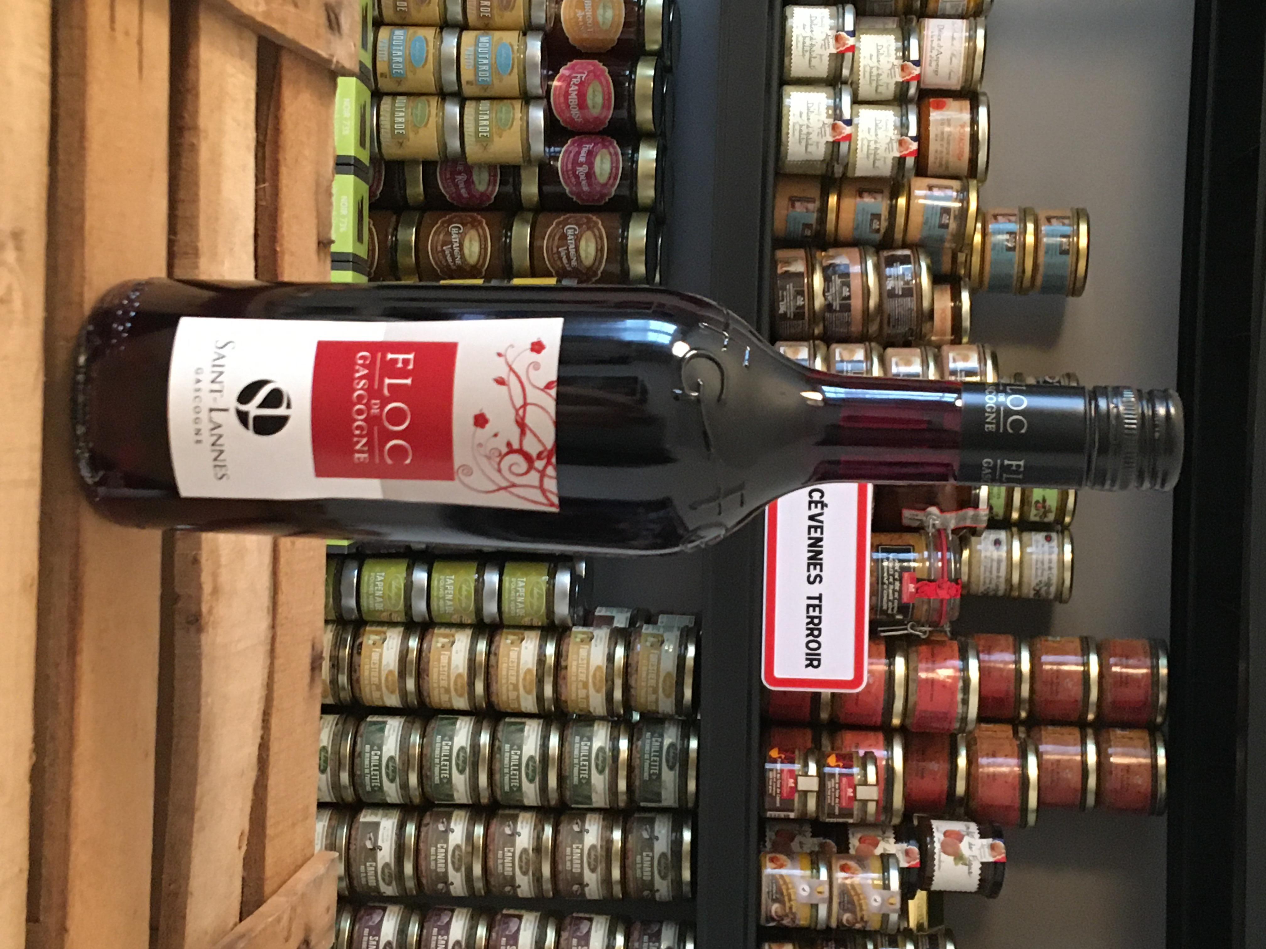 Floc de Gascogne rosé AOC 16.5° 75cl (bouteille Elegance)