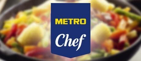 Fournisseur produits metro chef