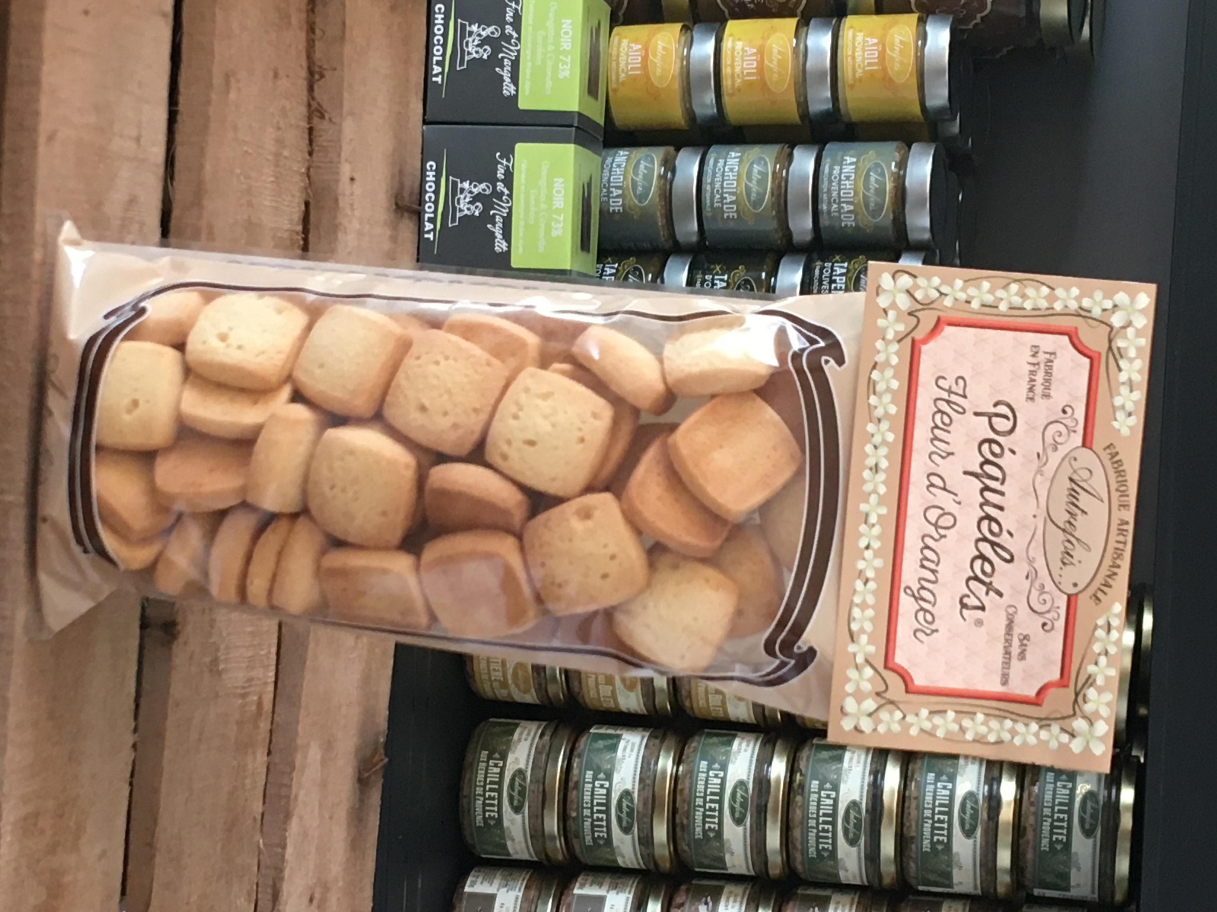 pequelets sucrés autrefois terroir