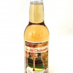 Jus de Chasselas pur jus de fruits 33cl (bouteille)