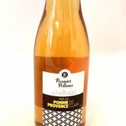 Jus de pomme de Provence 75cl (bouteille)