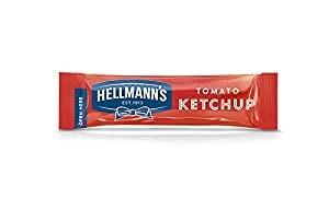 Ketchup dosettes 10 ml hellmann s vendu a l unite