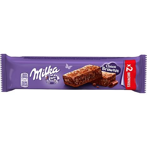 Milka chocolat brownie 50 g vendu a l unite