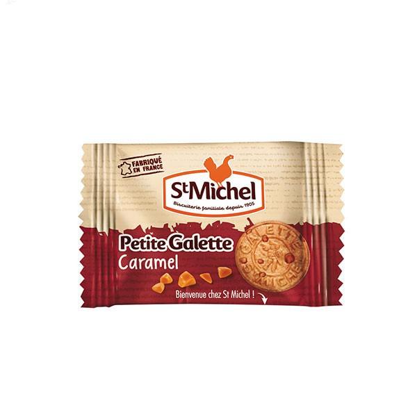 Petites galettes caramel saint michel vendu a l unite