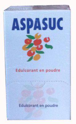 Sticks d aspartame en poudre aspasuc vendu a l unite