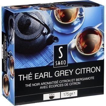 The earl grey citron saxo vendu a l unite