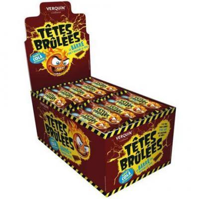 150 tetes brulees sticks cola verquin bonbon en vrac