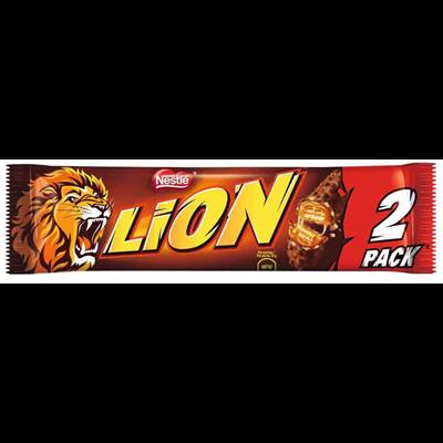 2 pack 60 g lion