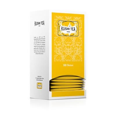 25 sachets bb detox kusmi tea 1