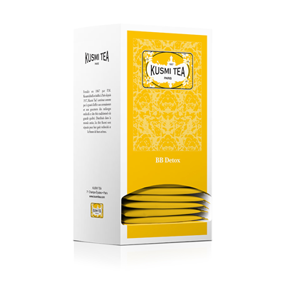25 sachets bb detox kusmi tea