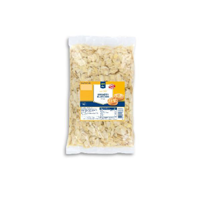 Amande blanche effilee 1 kg metro chef
