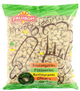 Arachide blanche crue 1kg fruibon