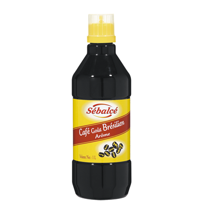 Arome cafe gout bresilien 1 l sebalce