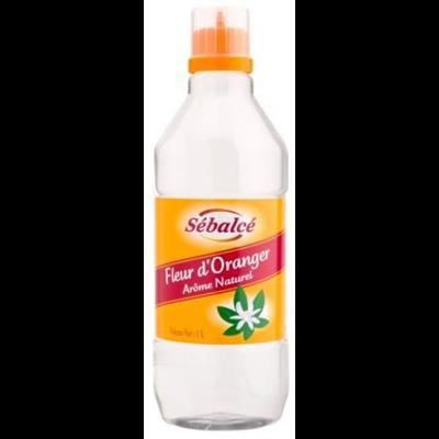 Arome naturel note fleur d oranger 1 l sebalce 1