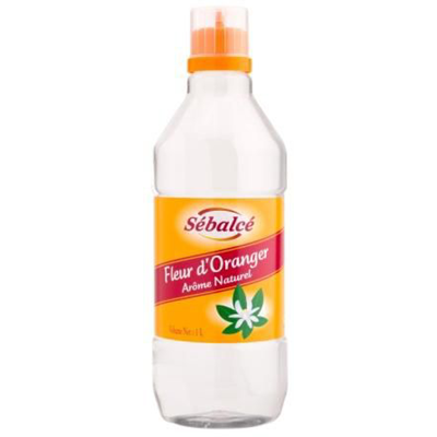 Arome naturel note fleur d oranger 1 l sebalce