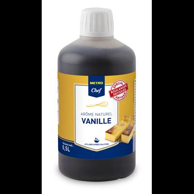 Arome vanille naturel 0 5 l