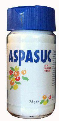 Aspartame en poudre 75 g aspasuc pour professionnels