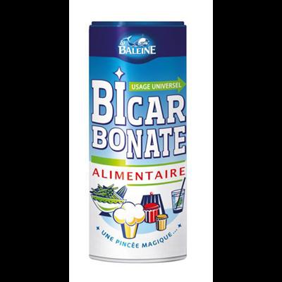 Bicarbonate alimentaire 400 g la baleine