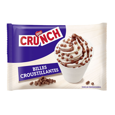 Billes croustillantes crunch 400 g nestle 3