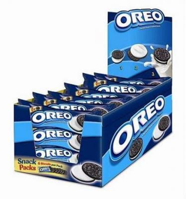 Biscuit oreo 20 x 66 g biscuits individuels