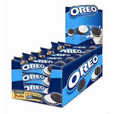 Biscuit oreo 20 x 66 g