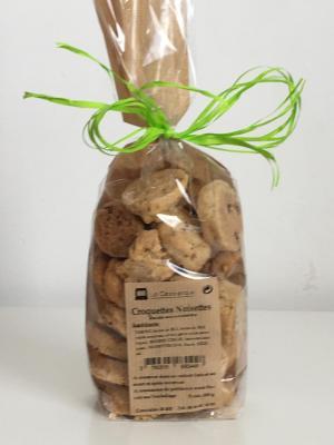 Biscuits croquettes noisette 200g esat la cezarenque en cevennes concoules