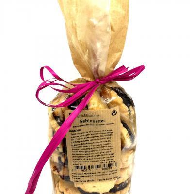 Biscuits sablonnettes 200g esat la cezarenque en cevennes concoules