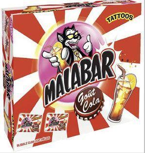 Boite malabar coca 200 pieces pour professionnels