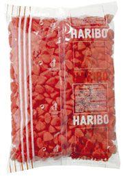 Bonbons fraise tagada 1 5 kg haribo