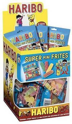 Bonbons frites 30 x 40 g fourniture ccas comites d entreprise et professionnels