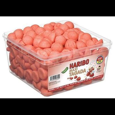 Bonbons maxi tagada 210 pieces haribo