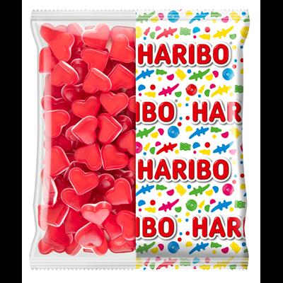 Bonbons red love sachet 1 kg haribo