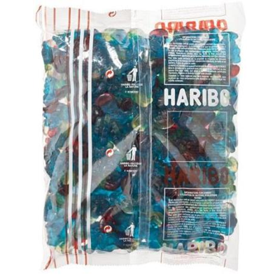 Bonbons schtroumpfs sachet 2 kg haribo