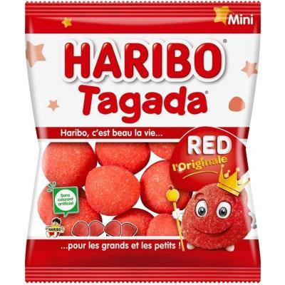Bonbons tagada 30 g le sachet vendu a l unite