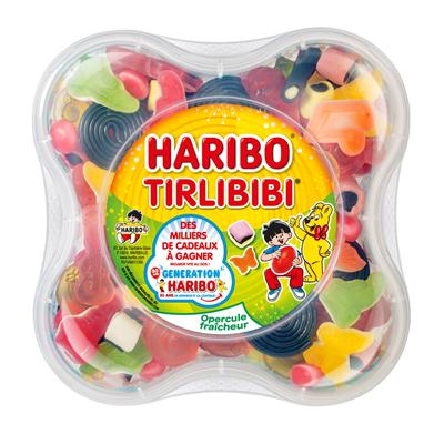 Bonbons tirlibibi 550 g
