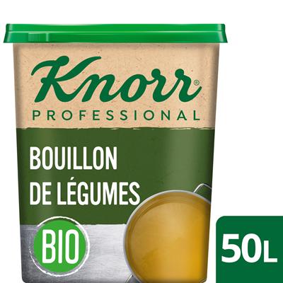 Bouillon bio de legumes 1 kg knorr