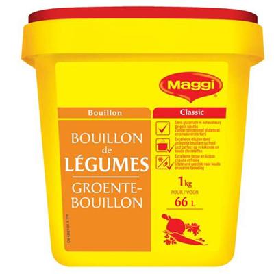 Bouillon de legumes 1 kg maggi