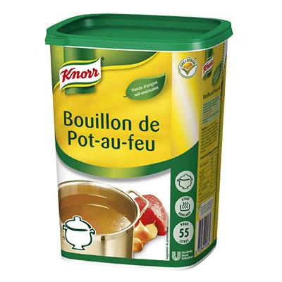 Bouillon de pot au feu deshydrate 1 1 kg jusqu a 55 l knorr