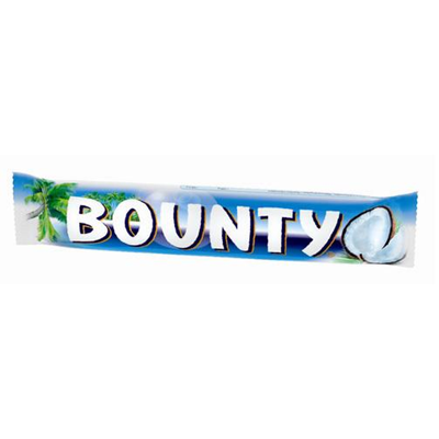 Bounty 24 x 57 g