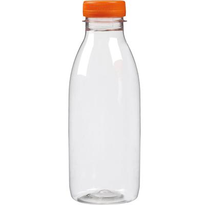Bouteille plastique transparent 500 ml vendu par 6