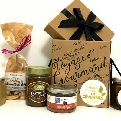 Box des cevennes boite cadeau produits du terroir des cevennes 6