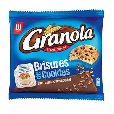 Brisure de biscuits 400 g granola 2