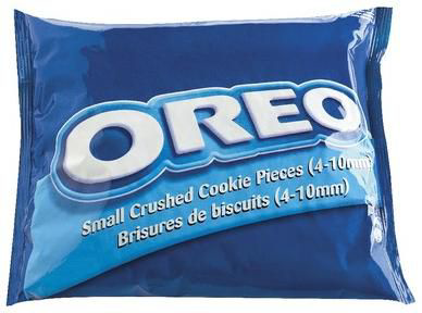 Brisures de biscuits 400 g oreo 1