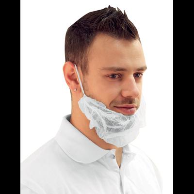 Cache barbe avec elastique vendu par 100