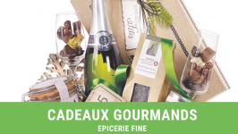 Cadeaux gourmands coffrets gastronomiques box gourmandes