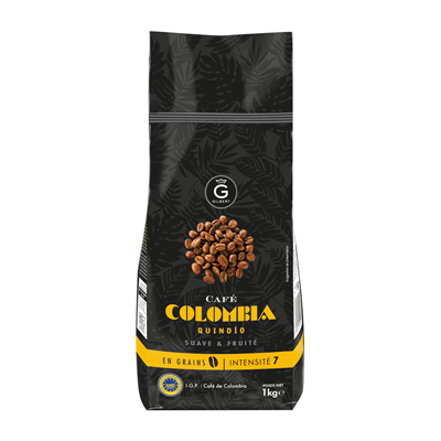Cafe colombia en grains intensite 7 1 kg gilbert 1