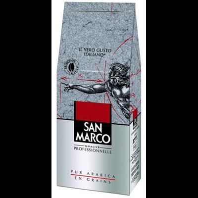 Cafe en grains 1 kg san marco